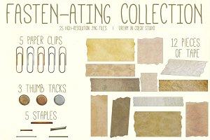 Fasten-ating: Vintage Elements