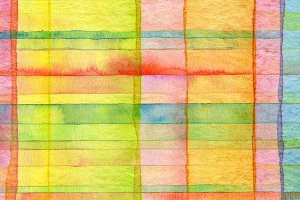 strip watercolor paint