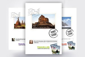 Tour & Travel Ad / Flyer
