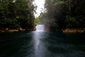 Waterfall Laot