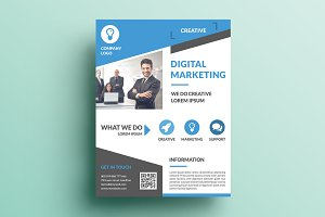 Creative Corporate Flyer V75