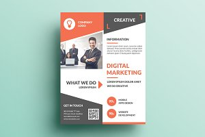Creative Corporate Flyer V77