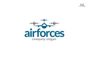 Air Forces Logo
