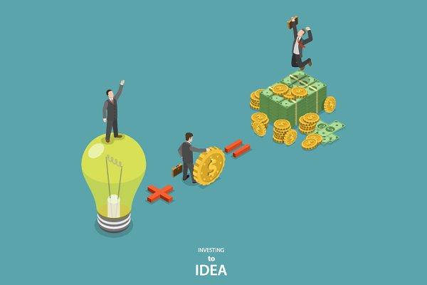 Investing into idea