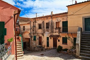 Marciana village - Isle of Elba