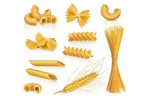 Pasta icons