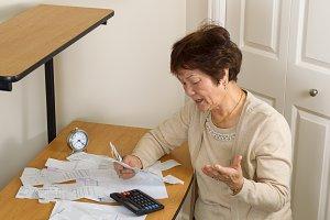 Debt Frustration