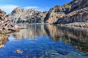 Calafico bay - Sardinia, Italy