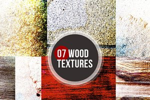 07 Wood Textures (Backgrounds)