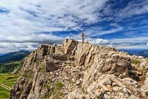 Dolomiti - Castellazzo mount