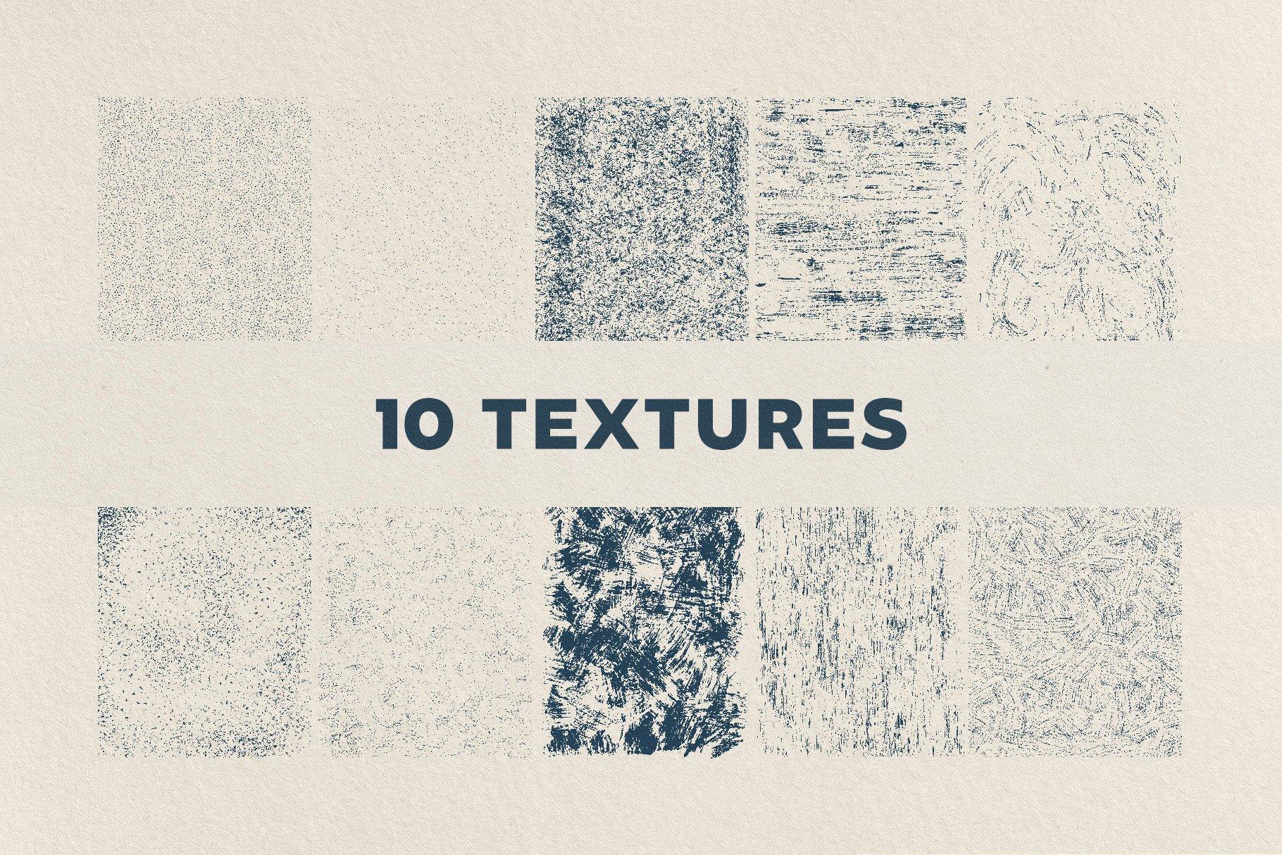 9 textures bonus 10