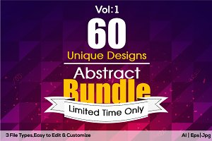 Creative Abstract Bundle - Vol 1