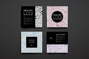 Healthcare flyer templates