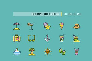 Icons Holidays and Leisure