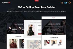 F&S + Online Template Builder