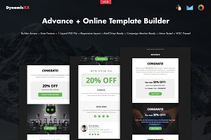 Advance + Online Template Builder