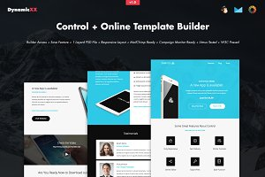 Control + Online Template Builder