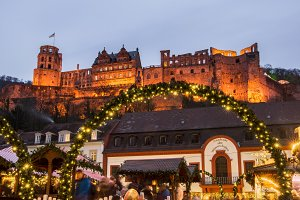 Heidelberg's Xmas Market
