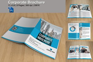 Corporate Brochure Template-V316