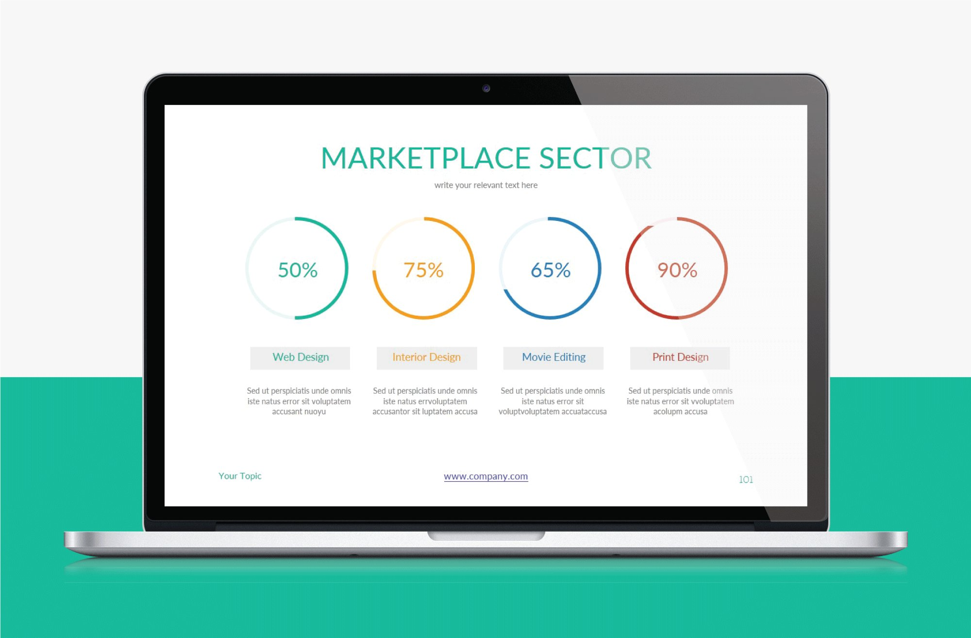 Benchmarking powerpoint template presentation templates big data powerpoint template toneelgroepblik Images