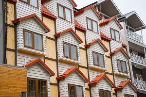 ushuaia building