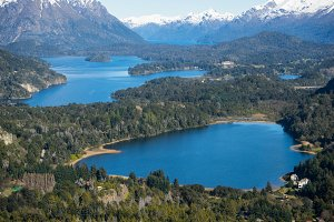 outdoor landscape in bariloche argen