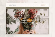 Honeydew- Business + Portfolio Theme