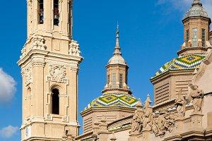 Zaragoza. El Pilar