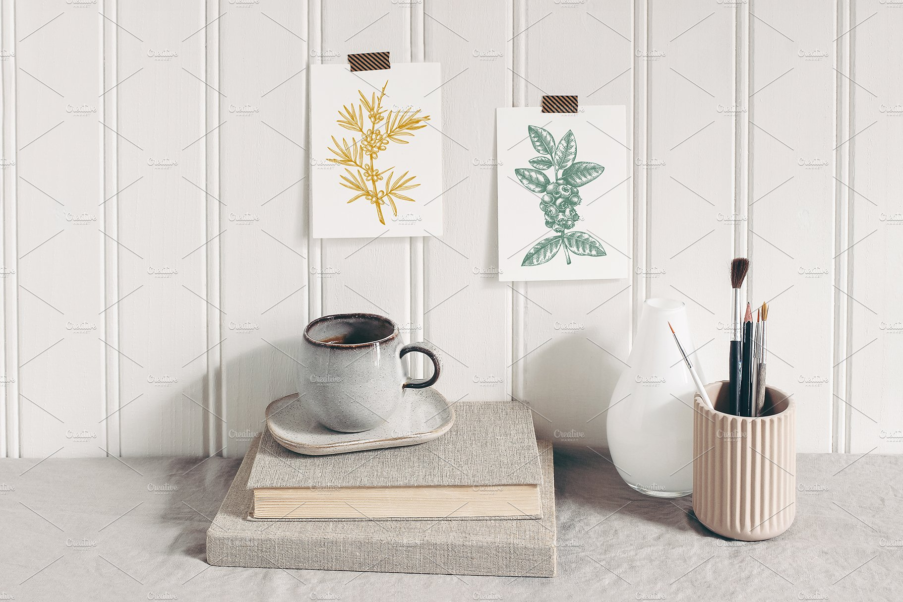hand drawn berries vectors and designs 03 2