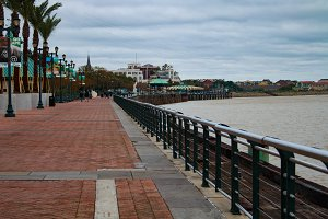 New Orleans River Walk