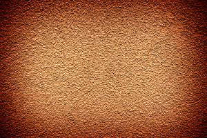 Brown revetment wall putty texture