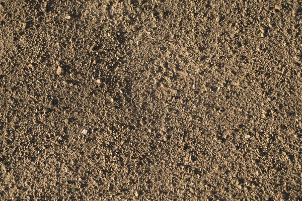 Brown earth and gravel macro textur…