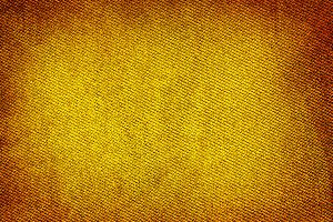 Yellow gold fabric woven texture