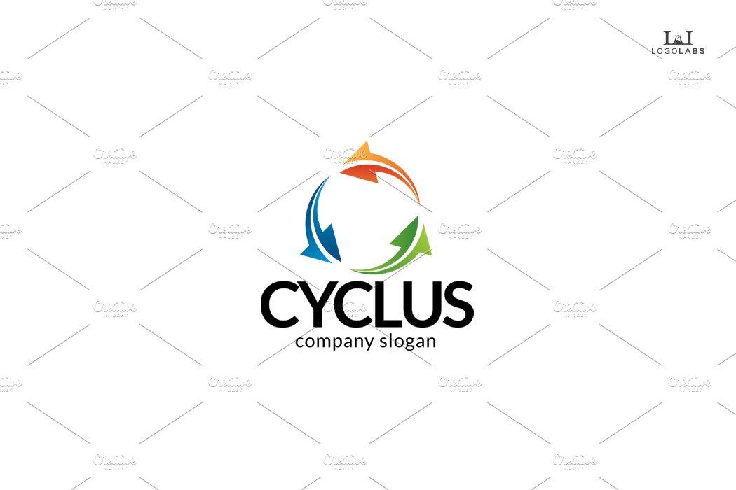 Cyclus Logo ~ Logo Templates ~ Creative Market