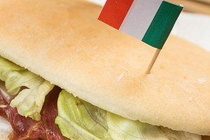 Italian panino