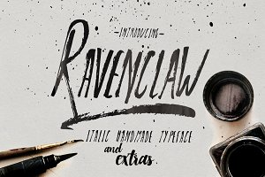 Ravenclaw Italic