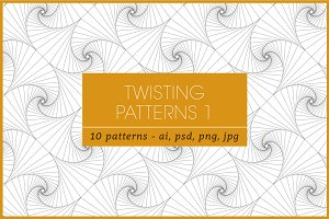 Twisting Patterns 1