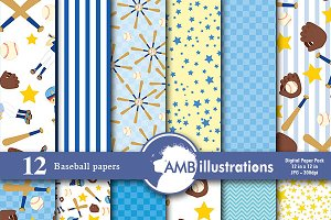 Baseball Digital Papers, AMB-511