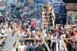 London  England Market 1960's