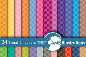 Tonal Checkers Papers, AMB-412