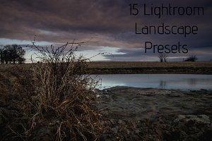 15 Landscape Presets