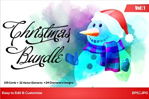 Creative Christmas Bundle - Vol 1