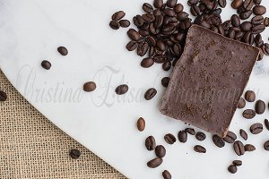 Coffee & Chocolate Styled Stock