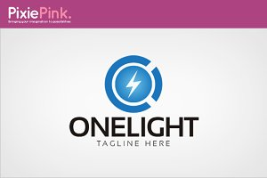 One Light Logo Template