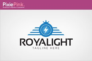 Royal Light Logo Template