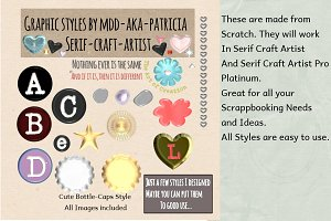 Serif Craft Artist Styles
