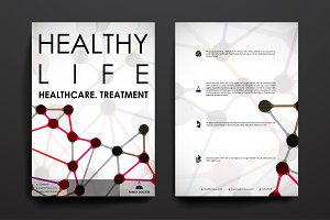 Healthcare Flyers templates