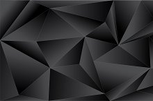 Polygon  geometrical background.