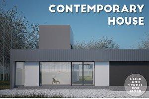 Contemporary House NK01