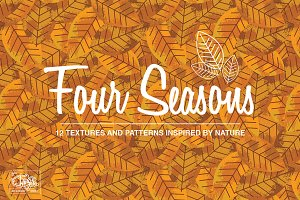 Four Seasons - Textures and Patterns